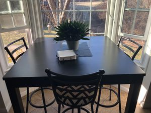 Kitchen table with 3 chairs for Sale in Vienna, VA