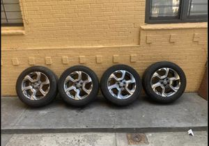 crv 2018 , 4 rims and tires for Sale in Lynn, MA