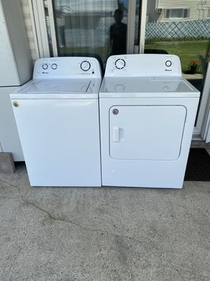 washer and dryer for Sale in Staten Island, NY