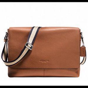 Coach Men's Messenger Bag for Sale in Downey, CA