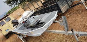 Sears Jon Boat decked for Sale in El Cajon, CA