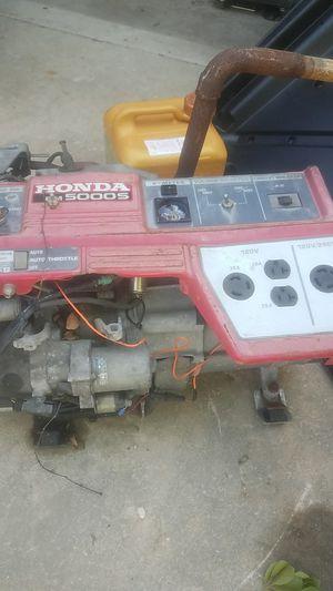 honda genorator for Sale in Avon Park, FL