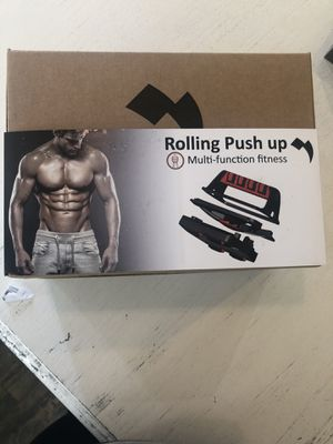 Rolling push up equipment for Sale in Long Beach, CA