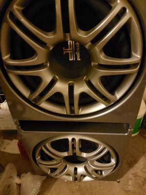 Polk audio subwoofers for Sale in Mesa, AZ