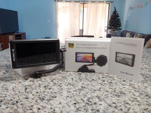 "Feelworld 5"" 4k camera monitor for Sale in Casselberry, FL"