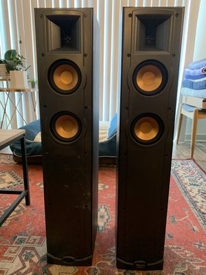 Klipsch floor speakers RF-10 model for Sale in Denver, CO