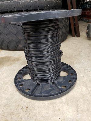 Black PVC wire for Sale in Alexandria, VA