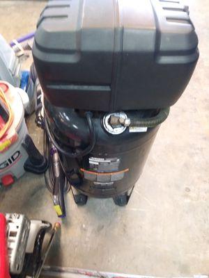 Husky air compressor for Sale in Sebring, FL