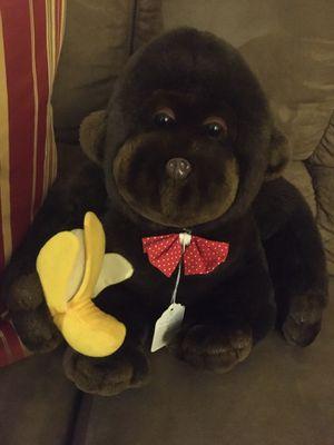 Cute banana gorilla 🦍 stuffed animal for Sale in Hurst, TX