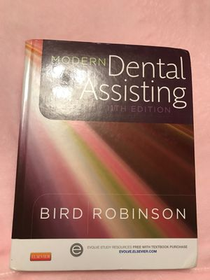 Dental assisting book for Sale in Alhambra, CA