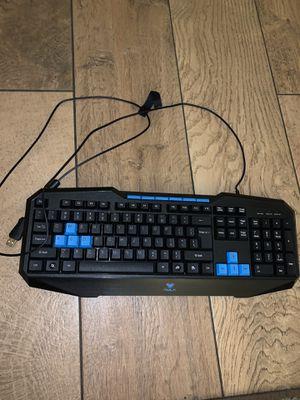 AULA Catalyst Gaming Keyboard, Ergonomic Keyboard Multimedia keys, Swappable Gaming Keys, Computer Keyboard for Sale in Chino Hills, CA