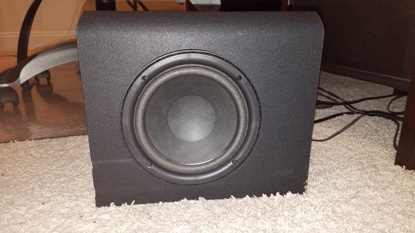 Klipsch ProMedia 2.1 speakers