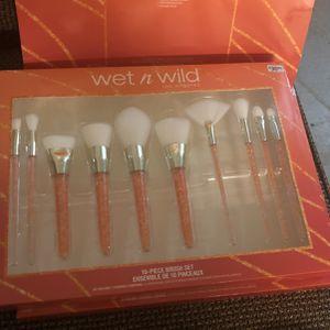 10 Set Makeup Brush for Sale in Perris, CA