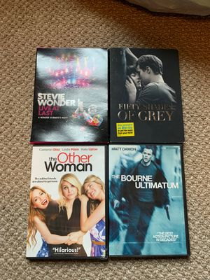 Various DVD's for Sale in Bristol, CT