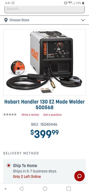 Hobart for Sale in Savannah, MO