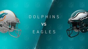 Miami dolphins vs Philadelphia Eagles Lower Level Sec 153 Row 10 Orange parking $500 for Sale in Hollywood, FL