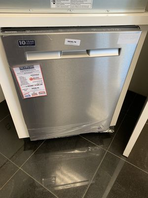 On Sale Maytag Dishwasher Built In Stainless Steel #1306 for Sale in Cold Spring Harbor, NY