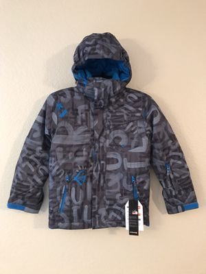 BRAND NEW Quiksilver Boys Snow Jacket for Sale in Oceanside, CA
