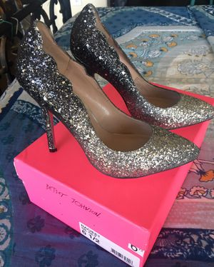 6.5 NEW Betsey Johnson Ombré Sexy Heels for Sale in Fort Worth, TX