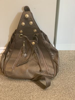Bronze gorgeous purse-backpack! for Sale in San Francisco, CA