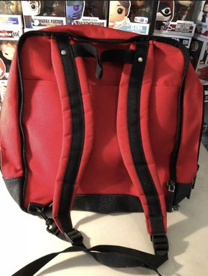 Vintage 1990s Red Marlboro Unlimited Hiking Backpack Official Gear Outdoor for Sale in Lowellville, OH