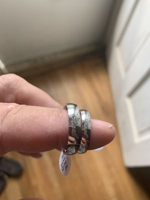 Matching couples ring set for Sale in Omaha, NE