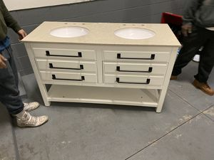 Brand new double his/hers vanity sink brand new for Sale in North Olmsted, OH