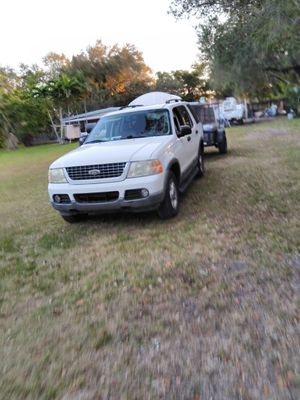Ford explorer 2004 fully loaded for Sale in Miami, FL