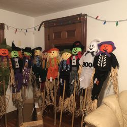6 Foot Scarecrow for Sale in Natick,  MA