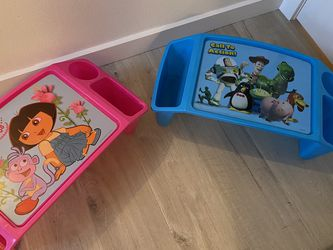 Kids Lapdesk Portable Activity Trays for Sale in Portland,  OR