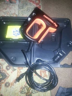 BRAND NEW POWER SHOT PRO ELECTRIC STAPLE & NAIL GUN - MODEL #9100K for Sale in Columbus, OH