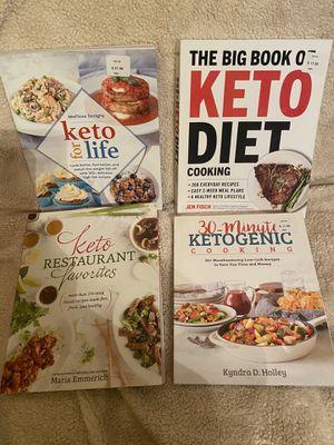 Keto Books! for Sale in Phoenix, AZ