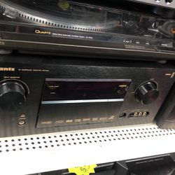 Marantz Sr7002 Stereo Receiver Amplifier With Remote for Sale in Somerdale,  NJ