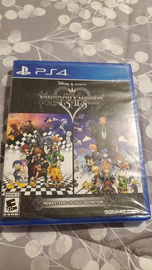 Kingdom hearts 1.5+2.5 for Sale in Los Angeles, CA