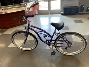 Purple beach cruiser - Urban - FirmStrong - 26in for Sale in Phoenix, AZ
