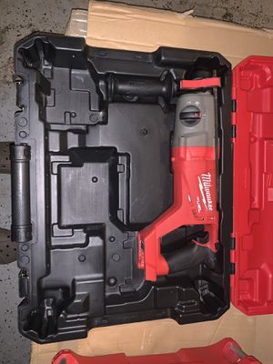 """Milwaukee 2713-20 M18 FUEL 1"""" SDS Plus D-Handle Rotary Hammer Drill 18 Volt for Sale in Tampa, FL"""
