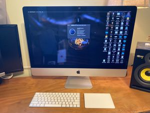 iMac 27 late 2015 32gb RAM 1TB fusion drive for Sale in Independence, MO
