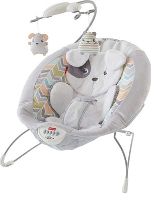Fisher-Price Deluxe Bouncer: Sweet Dreams Snugapuppy for Sale in Henderson, NV