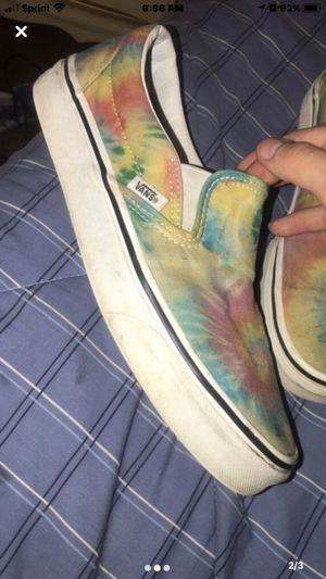 Tie Dye Vans for Sale in Holiday Valley, OH
