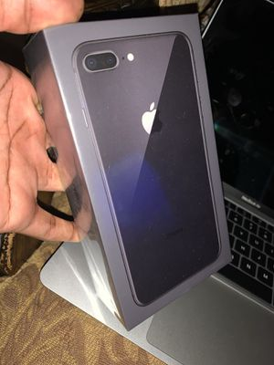 BRAND NEW , NEVER USED IPHONE 8 PLUS 128 GB! for Sale in Charlotte, NC