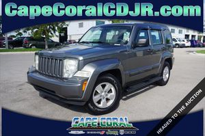 2012 Jeep Liberty for Sale in Cape Coral, FL