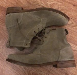 Handmade suede boots size 6.5 Women's for Sale in Gaithersburg, MD