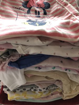 Baby Clothes newborn size up to 3 months for Sale in Los Angeles, CA
