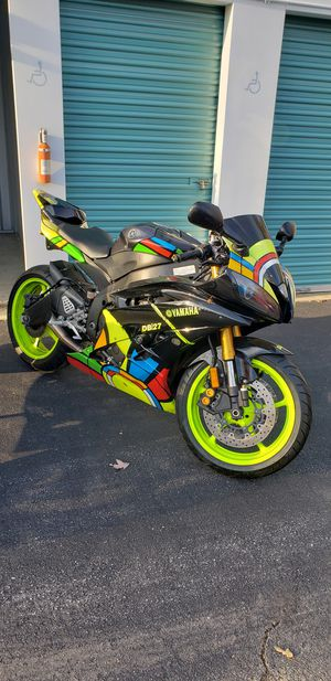 07 Yamaha R6 Motorcycle for Sale in Washington, DC