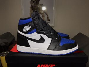 Size 11 Jordan 1 High Retro Royal Toe   VNDS for Sale in Houston, TX
