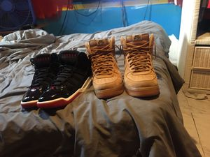Jordan's and Air Force one for Sale in Phenix City, AL