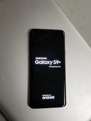Samsung galaxy S9 plus 64gb unlocked for Sale in Malden, MA