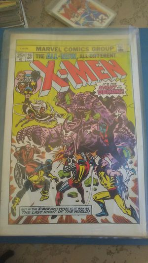 """X-Men #96 """"its the night of the demon"""" for Sale in Orlando, FL"""