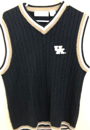 University Of Kentucky Sports Vest(Size M) for Sale in Rouse, KY