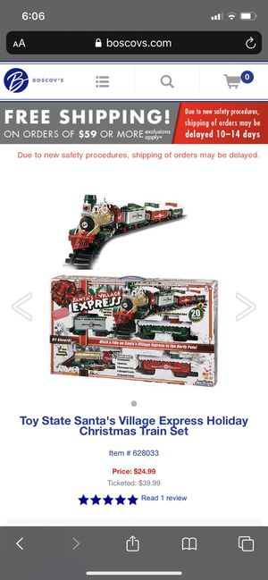 Toy train for Sale in Modesto, CA